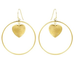 Gold Hoops