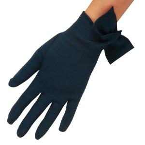 Imogen Pure Wool Glove i Petrol från Cornelia James