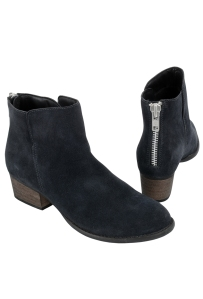 Leather Zip Ankle Boots från Brora