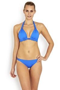 Nebu Halter Bikini i Marine från Biondi