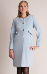 Seraphine Natasha Cashmere Blend Coat