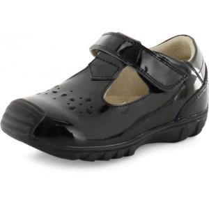 Svart sko från Vincent