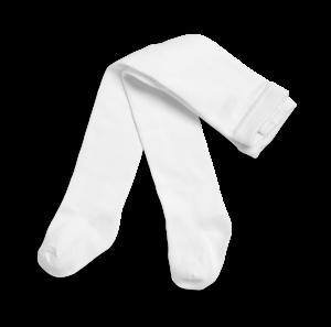 Tjock vit strumpbyxa från Lindex