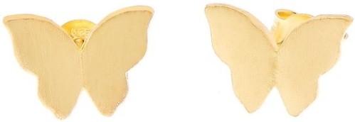 Butterfly Ear Gold CU Jewellery