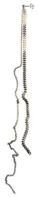 chain-earring-peg-i-oxiderat-silver-925-maria-nilsdotter