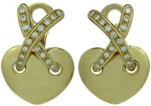 diamond-yellow-gold-heart-shaped-clip-on-earrings-1990s-chaumet