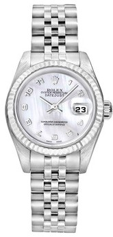 Lady Date Watch Rolex
