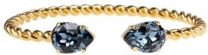 mini-drop-bracelet-gold-i-denim-blue-caroline-svedbom