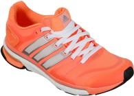 Adistar Boost Womens Glow OrangePearl MetallicTech Grey Metallic Adidas snett