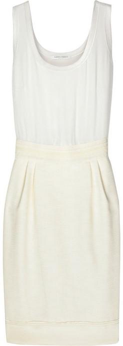 Alberta Ferretti white dress