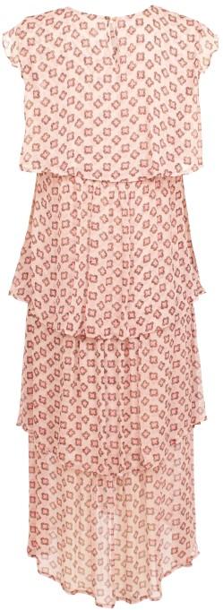 'Alia' Dress i Bubblegum Box Baum und Pferdgarten bak (1)