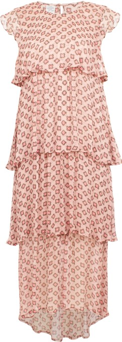 'Alia' Dress i Bubblegum Box Baum und Pferdgarten bak (2)