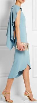 Antonio Berardi klänning sida