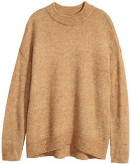 Beige tröja H&M