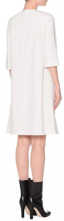 bell-sleeved-crepe-shift-dress-i-ivory-agnona-bak