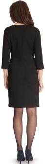black-zip-detail-maternity-dress-seraphine-bak