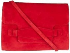 Clutch Red band Unisa
