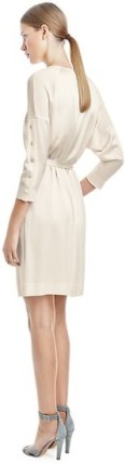 Crepe Button Dress Filippa K sida