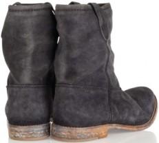 'Crisi' Boots i Anthracite Isabel Marant bak
