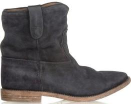 'Crisi' Boots i Anthracite Isabel Marant