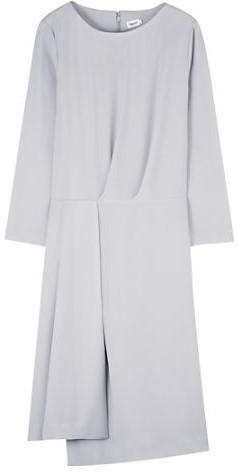 Drapey Pleat Dress