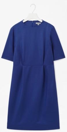 Dress Sea blue fram