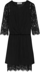 'Siamue' Dress i Black från By Malene Birger
