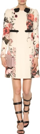 Floral Dress Giambattista Valli
