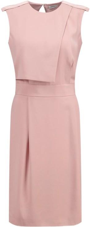 Fodralklänning i Rosa Filippa K fram