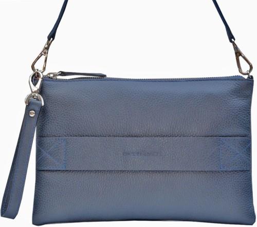 Hippi Grace blå väska
