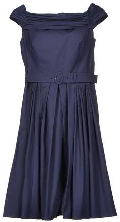 knee-length-dress-prada