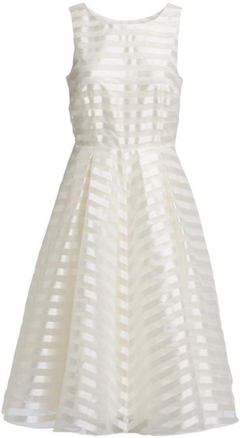 lindex vit klänning