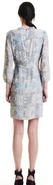 Mayla klänning bak
