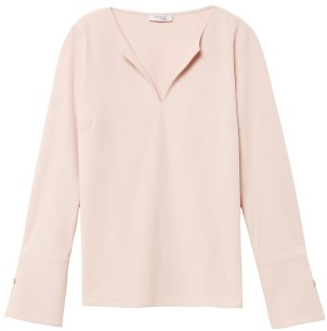 'Oliviette' Topp i Dusty Pink Marville Road