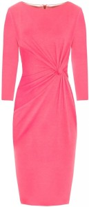 'Orbit' Dress i Petal Pink Camilla Thulin