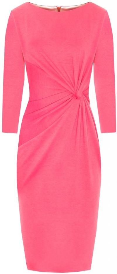 'Orbit' Dress i Petal Pink Camilla Thulin