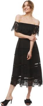 'Othelia' Dress i Black By Malina fram (1)
