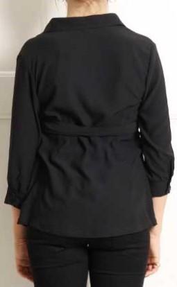 Proud Mammaskjorta Black bak