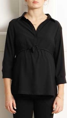 Proud Mammaskjorta Black fram