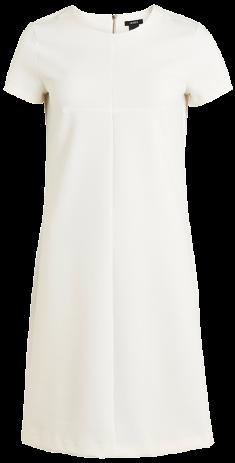 Vit klänning Lindex