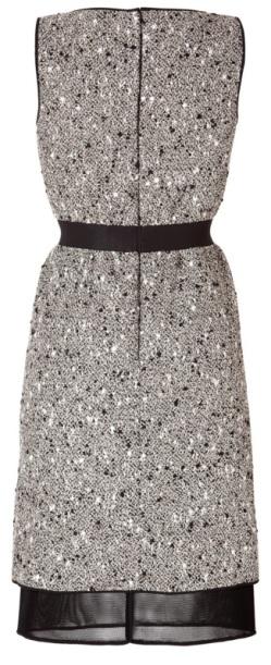 Wool Dress Bak