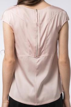 'Yui' Top i Vintage Pink Ahlvar bak