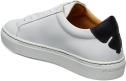 'Zarah' Sneakers i Pure White By Malene Birger bak