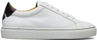 'Zarah' Sneakers i Pure White By Malene Birger sida (2)