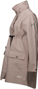 Free Range Rainjacket i Shell Odd Molly sida