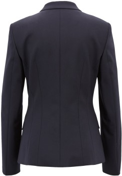 'Julea' Blazer i Dark Blue Hugo Boss bak