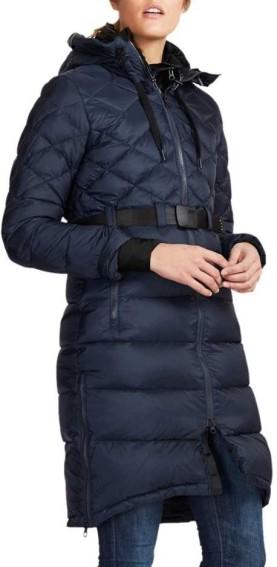 Mountain Works W s Foxy Lace Down Coat Navy