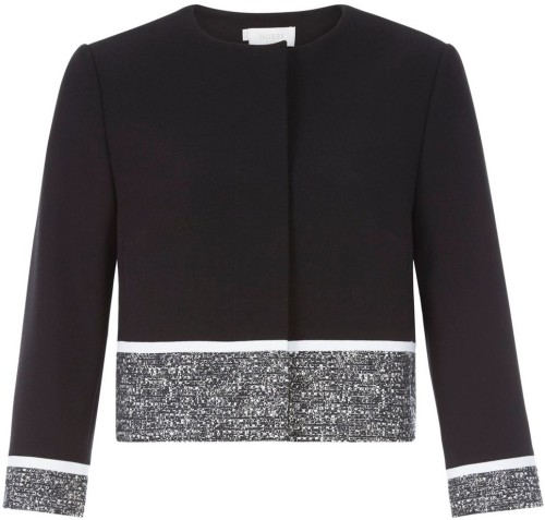 'Robyn' Jacket i Black Hobbs