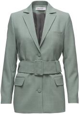 'Anitalia' Suit Blazer i Mint Rodebjer