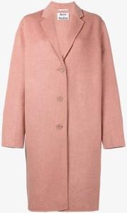 'Avalon' Coat Acne